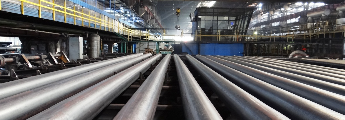 Gas and water seamless, plain ends, black tubes